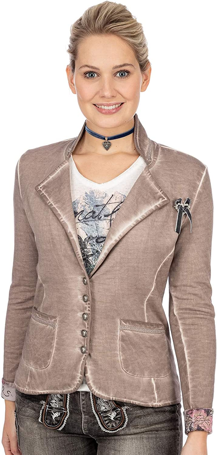 Credence Hangowear Tracht Jackets brown SARA Popular shop is the lowest price challenge