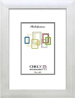 Chely Intermarket, Marco de Fotos Grandes 30x40 cm (Blanco)
