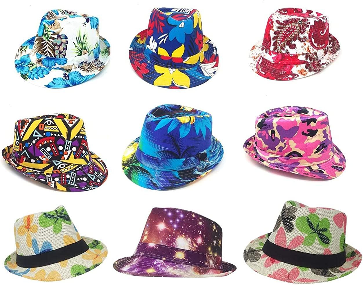 Peri Vallon Assortment Store Full Color Wholesale Print At the price Party Hats