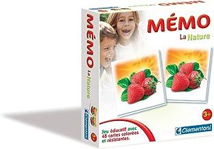 Clementoni–12826.6–Scientific Games and Memo–Nature