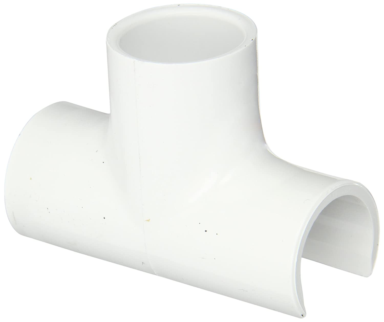 Solar Wall Snap On Mounting Saddle Pipe 40mm