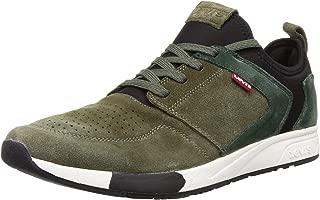 Levi's Men's Scott Leather Sneakers
