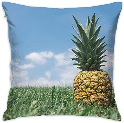 Amazon Com Darice Decorative Pillow Welcome Pineapple