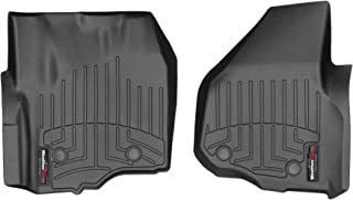 WeatherTech Front FloorLiner for Select Ford Models (Black)