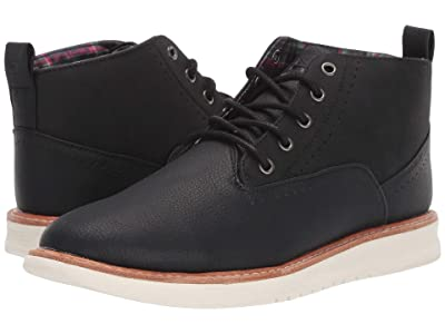 Ben Sherman NU Casual Chukka (Black PU Leather) Men