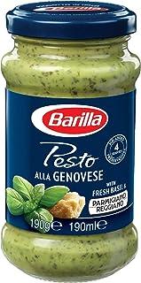 Barilla Barilla Pesto Genovese Pasta Sauce, 190 gm (Pack of 1)