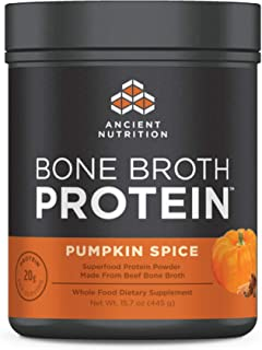 pumpkin protein powder benefits