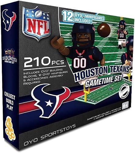 servicio honesto NFL Houston Texans Game Time Set Set Set by OYO  primera vez respuesta