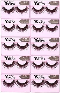 revive brand false eyelashes