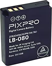 Kodak SP360 4K SP360 Battery Camcorder Battery, Black (BAT-Battery-BK-US)
