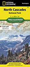 north cascades topo map