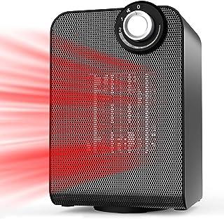 OPOLAR Calentador Espacial Funcionamiento Silencioso 1800 Vatios Potente para la Oficina Doméstica