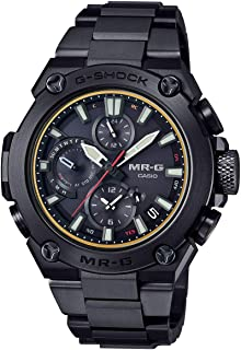 Casio G-Shock Mens MRG-B1000B-1A Solar analogico Bluetooth orologio medio