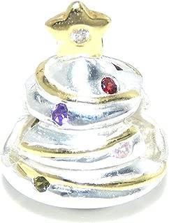 Pandora Christmas Tree Gold Star
