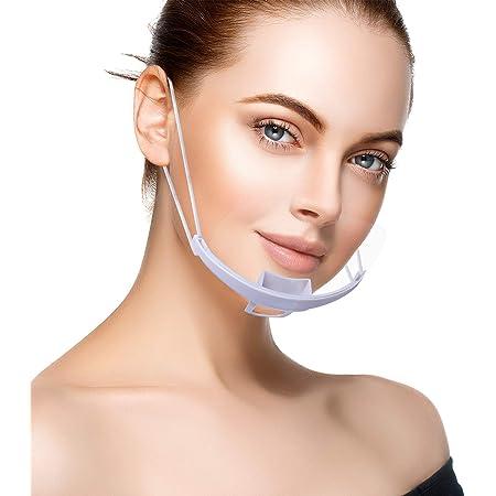Anti-fog Clear Face Shield Comfortable Non-Slip Faceshield Kitchen Guard