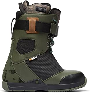 Men's Tucknee Lace-Up Snowboard Boots Beetle 10.5