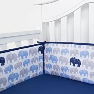 Best crib bumpers elephant Reviews