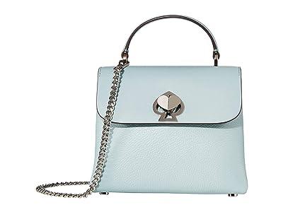 Kate Spade New York Romy Mini Top-Handle (Frosted Spearmint) Handbags