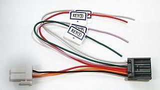 (KSR-01-7P)MDV-L504 KNA-300EX 互換 ステアリングリモコン接続ケーブル KSR-01-7P-049