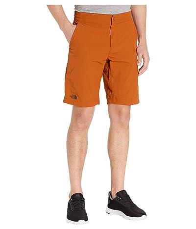 The North Face Paramount Horizon Shorts (Caramel Cafe) Men