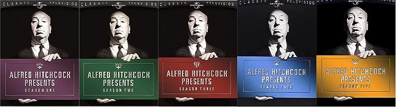 Alfred Hitchcock Presents Seasons 1-5