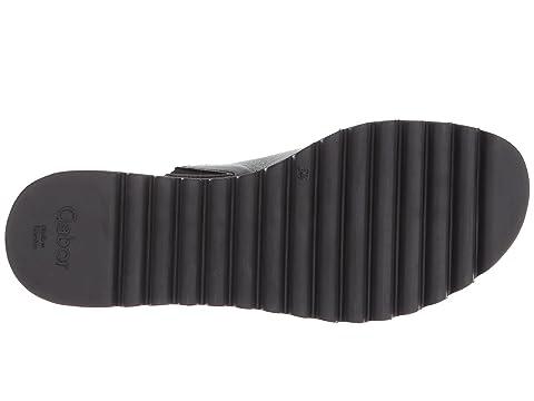 Gabor Gabor 83.613 Black Nappa Cheap Reliable Cheap 100% Original Se2nJD