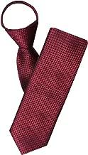H2H Mens Comfortable Zipper Various Patterned Neck Tie