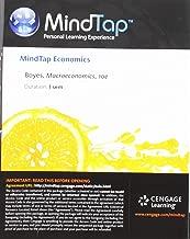 MindTap Economics, 1 term (6 months) Printed Access Card for Boyes/Melvin's Macroeconomics, 10th