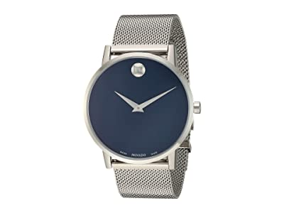 Movado Museum Classic 0607349 (Silver) Watches