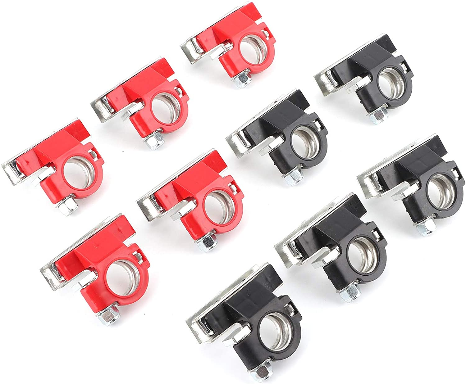 aqxreight - Battery Connector service Car Terminals Clamp Ranking TOP16 5Pair
