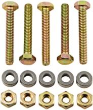 Rotary 8938 PK5 Shear Pins with Spacer and Nuts