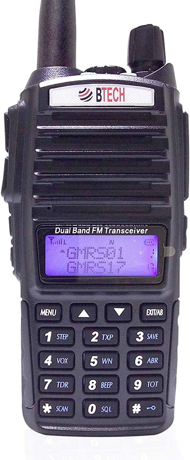 BTECH GMRS-V1 GMRS Two-Way Radio Du Capable Ranking TOP10 Repeater Cheap super special price with