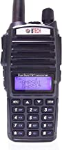 BTECH GMRS-V1 GMRS Two-Way Radio, GMRS Repeater Capable, with Dual Band Scanning Receiver..