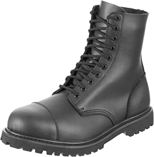 Undercover Boots 10 Eye Black