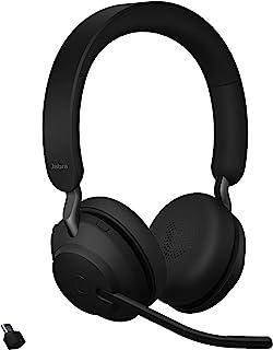 Jabra Evolve2 65 Link380c MS Stereo Black