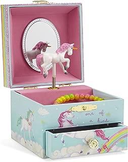 sticky mosaics magical unicorn jewelry box