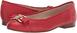 Llipstick Red Butter Nappa Leather