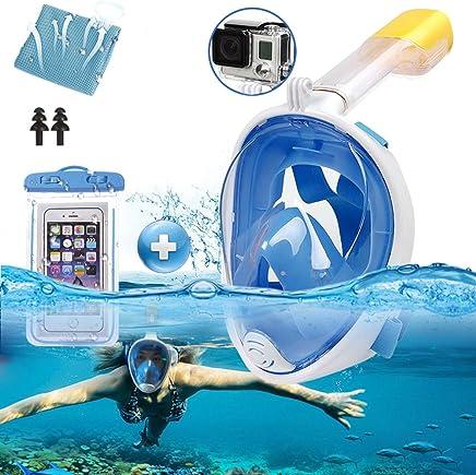 Tonelife Yellow Fluoreszenzfilter Fluorodiving Mask /& Strap Gelb Barrier Filter f/ür Scuba Dive Mask Match Unterwasser-Videoleuchten und dichroitischen Filter