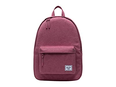 Herschel Supply Co. Classic Mid-Volume (Deco Rose Slub) Backpack Bags