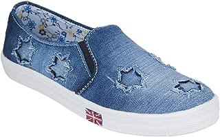 Denill Women's Denim Sneakers