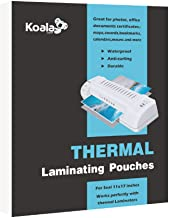 Amazon Com 11x17 Laminating Pouches