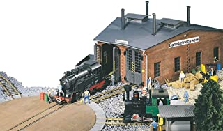 Pola 331750 2-Stall Roundhouse G Scale Building Kit