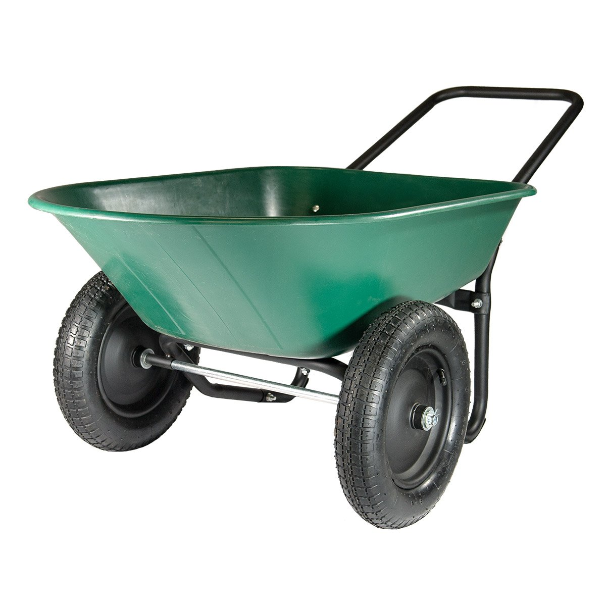 Marathon Yard Rover Wheelbarrow Garden