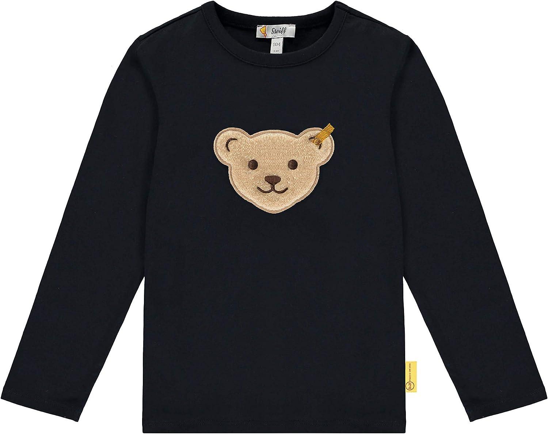 Steiff Boys Mit S/ü/ßer teddyb/ärapplikation Long-Sleeved T-Shirt