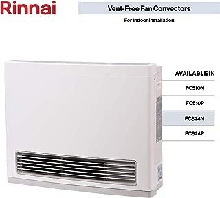 Rinnai FC824N Heater, Large, White