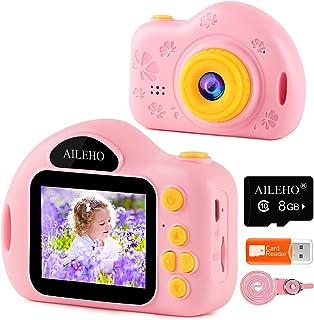 AILEHO Kids Camera 1080p Children Digital Camera 8MP 2