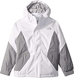 9e4aefe39d4a TNF White. 3. The North Face Kids. Kira Triclimate Jacket (Little Kids Big  Kids).  94.99MSRP   170.00