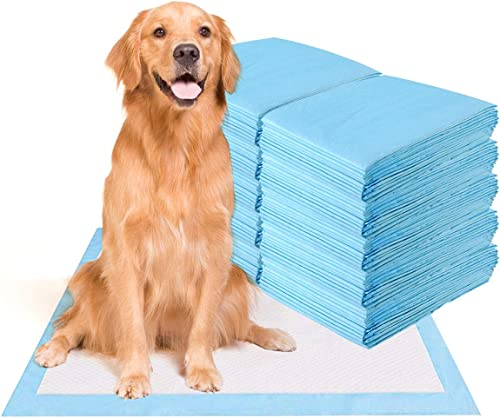 popular Giantex Puppy Pet Pads new arrival Dog Cat outlet sale Wee Pee Piddle Pad, Powerful Absorption, 5-Layer Design, Comfortable Pet Training and Puppy Pads online sale