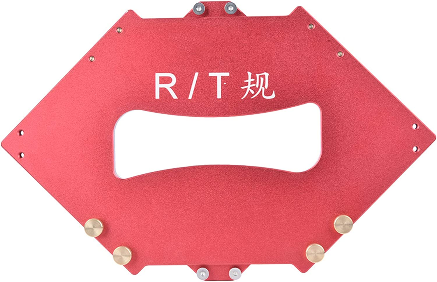 New Free Shipping Router Table We OFFer at cheap prices Corner Jig rust-resistance Ta aluminum alloy