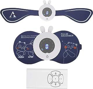 Estimulador de hombro eléctrico con batería, masajeador de espalda con masaje facial en V, para terapia de alivio del dolor de cuello y espalda